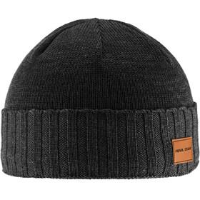 PEARL iZUMi Bonnet en tricot, black